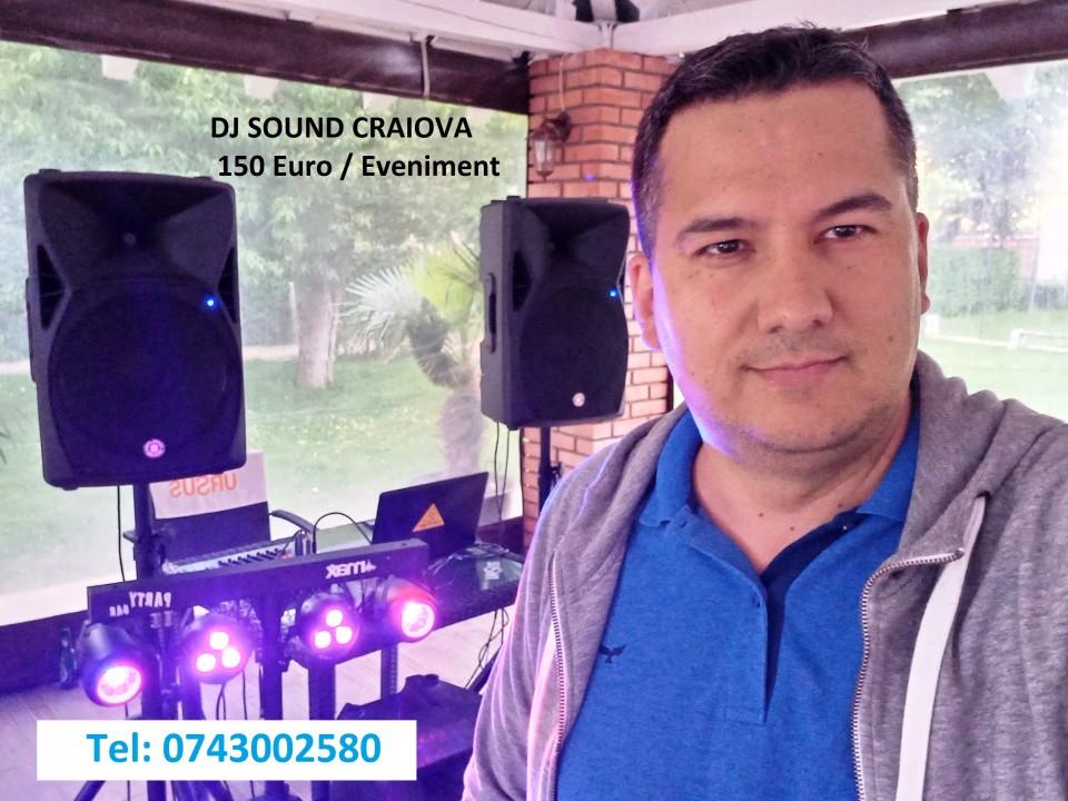DJ SOUND CRAIOVA cu Orga si Voce LIVE