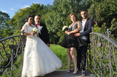 Poze nunta Gradina Botanica Craiova