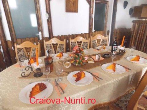 Restaurant petreceri Isalnita