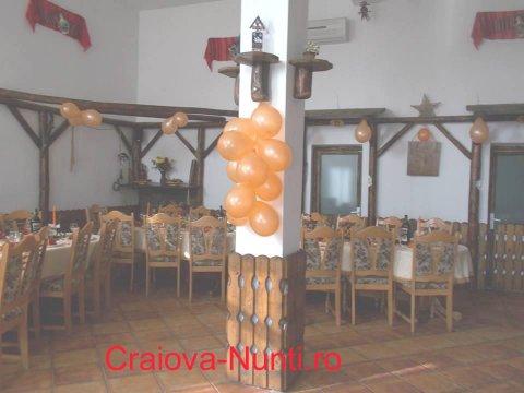 Restaurant rustic Isalnita