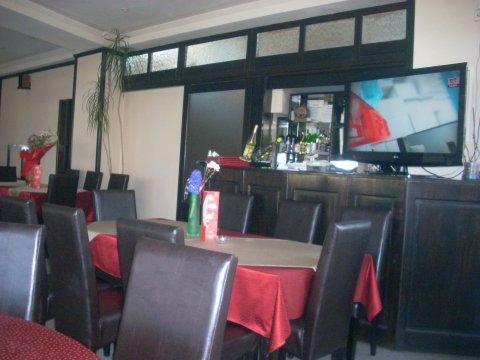 Restaurant Belvedere intrare