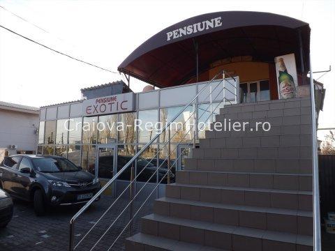 Local petreceri pensiunea Exotic Craiova