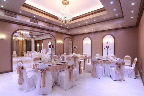 Restaurant Baba Novac Salon Chrysantheme