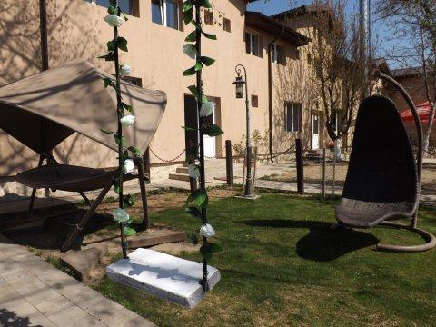 Leagan zona relaxare Casa Dobrescu