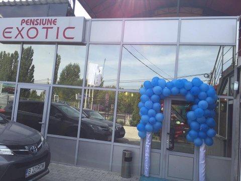 Nunti pensiunea Exotic Craiova