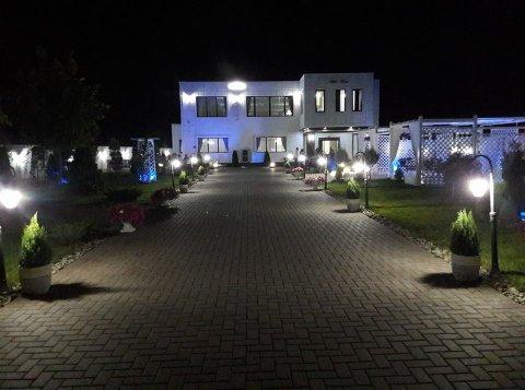Restaurant White House Craiova noaptea