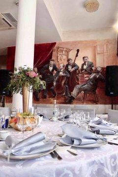 Picturi murale Restaurantul Craiova