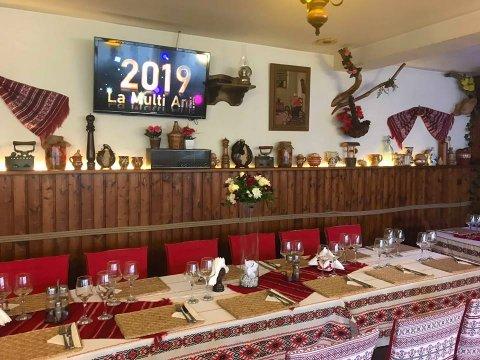 Revelion Casa cu flori Craiova