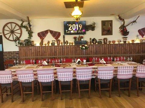 Casa cu flori Craiova restaurant taranesc