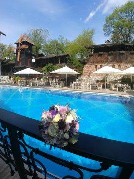 Resrtaurante cu piscina Craiova