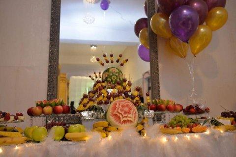 Restaurant Craiova fructe sculptate