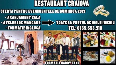 Restaurant Craiova din Craiova