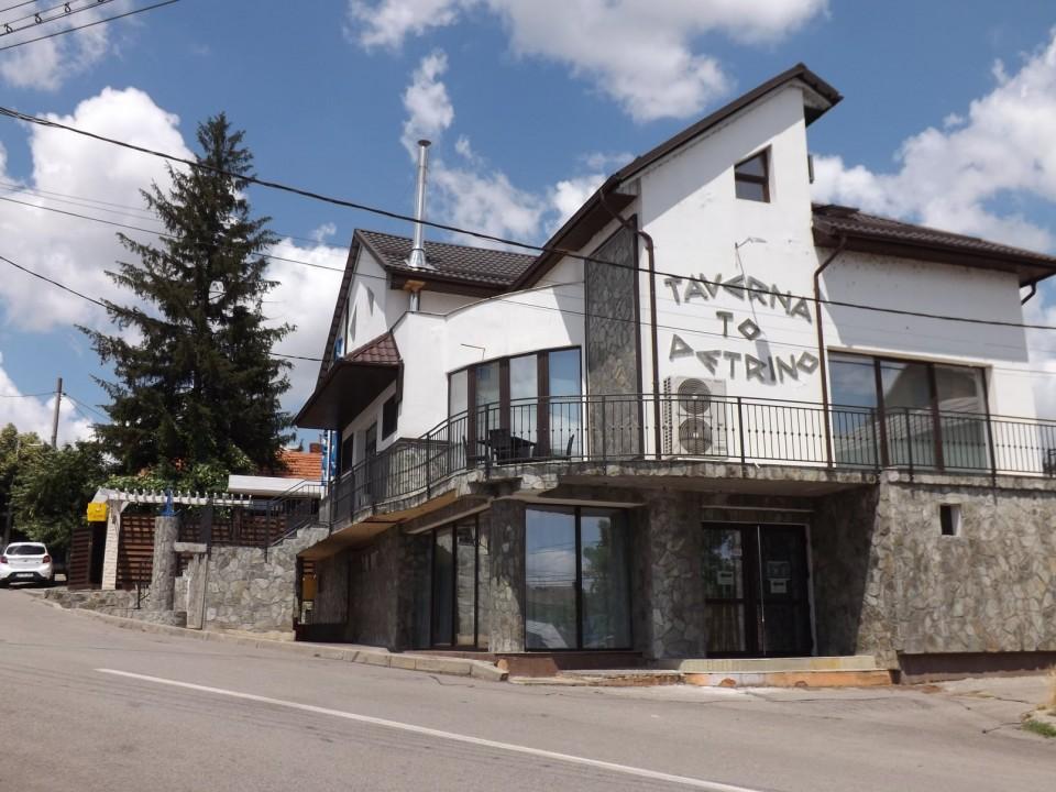 Restaurant specific Grecesc Craiova Taverna to Petrino