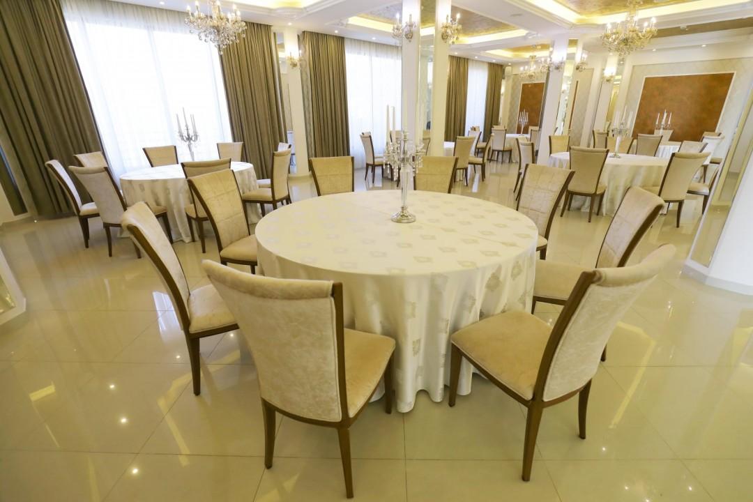 Interior restaurant Meliss Events Centura Nord Craiova