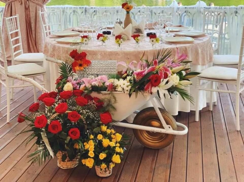 Terasa nunti Craiova Restaurant Debarcader Parcul Romanescu