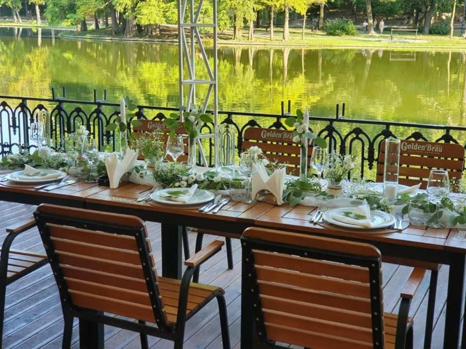 Nunti la terase Craiova cadru natural