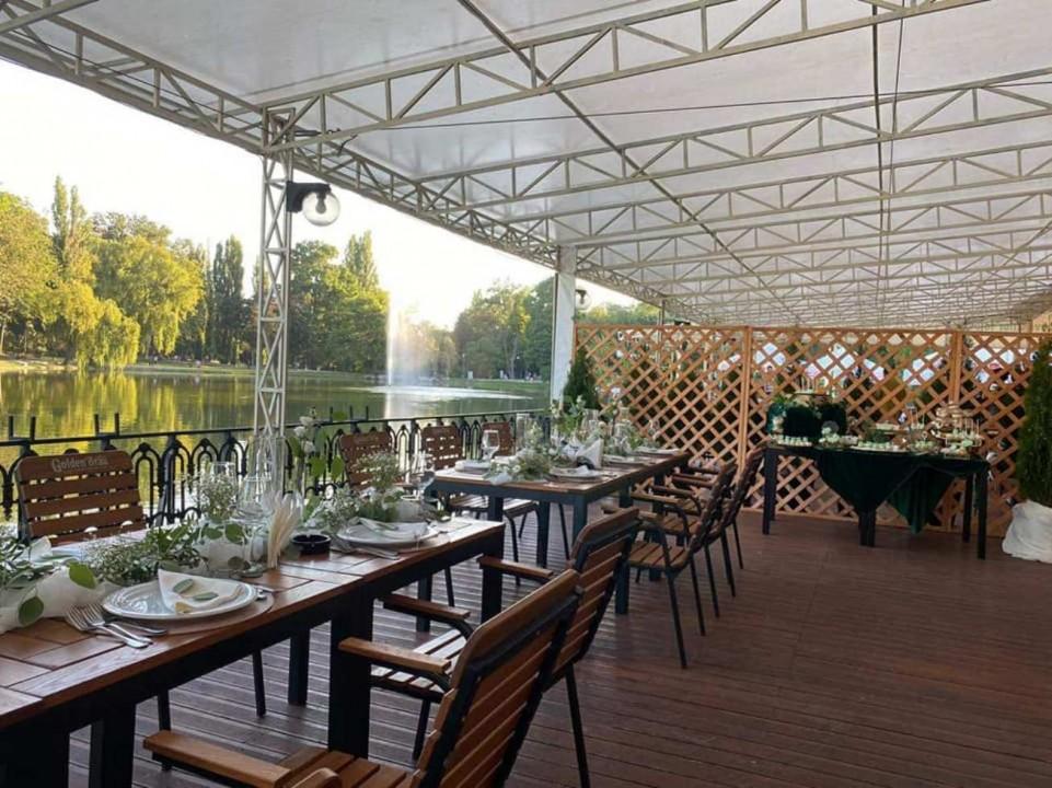 Restaurant Debarcader Parcul Romanescu Craiova