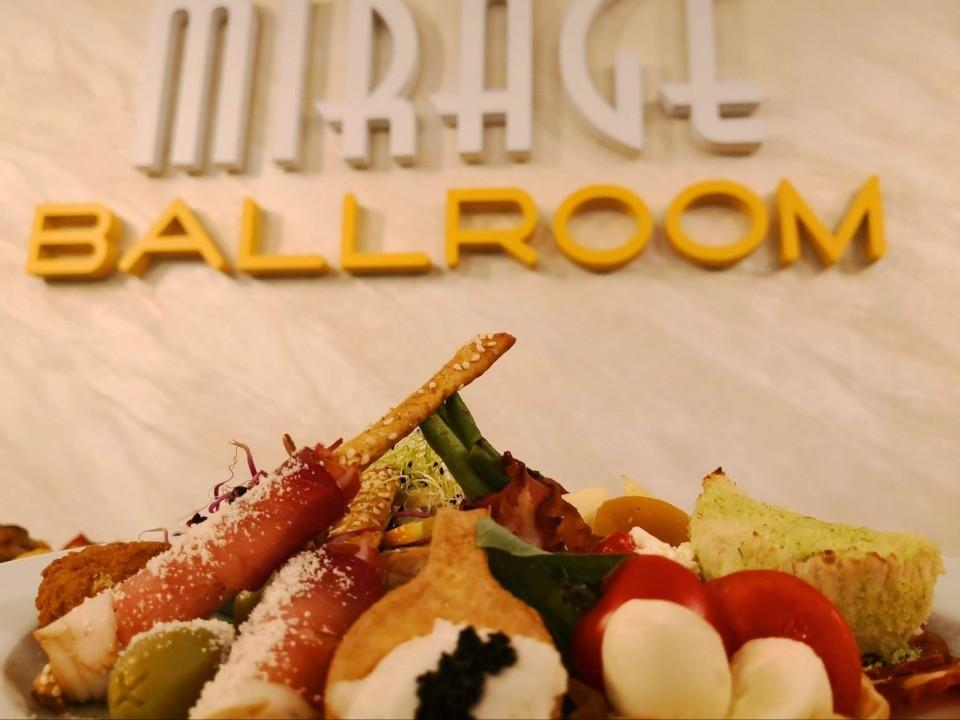 Sigla Mirage Ballroom Craiova
