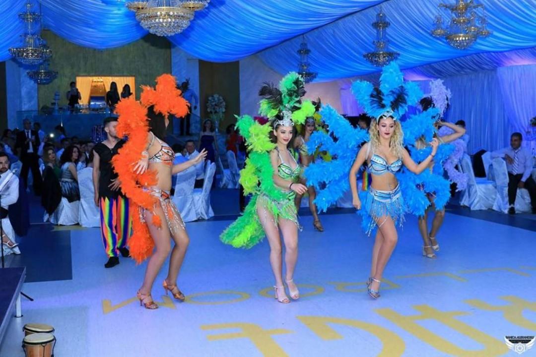 Dansatoare Mirage Ballroom Craiova