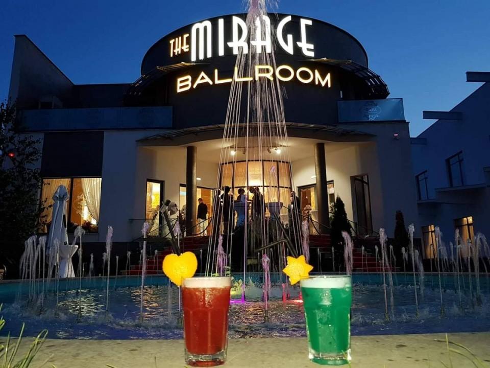 Mirage Ballroom top restaurante nunti Craiova
