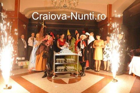 Artificii nunti Craiova