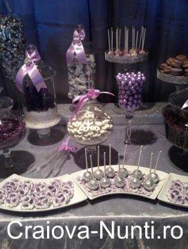 Dulciuri personalizate botez