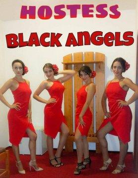 Hostess Black Angels