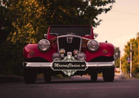 Masina clasica nunta