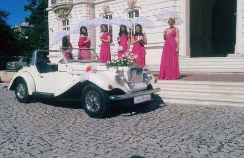 Masini clasice nunti Craiova