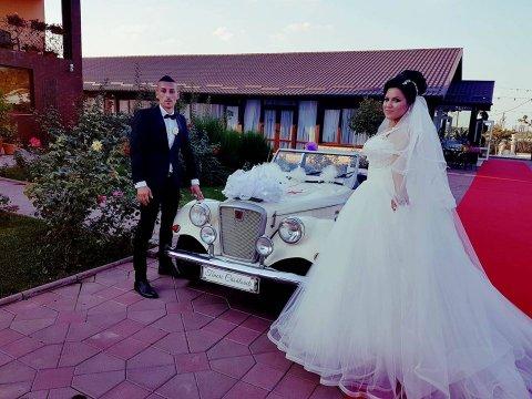 Masina de inchiriat nunti Craiova