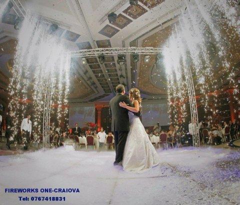 Artificii pentru nunti si petreceri corporate Craiova