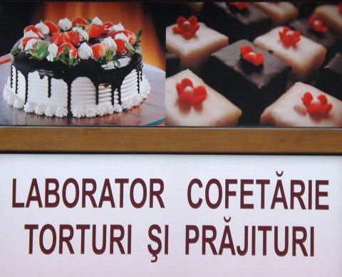 Magazinul de torturi si prajituri Craiova
