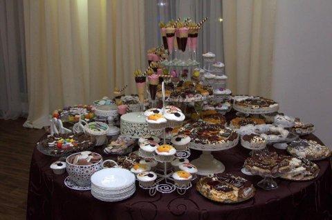 Candy Bar cofetaria Vivien Craiova