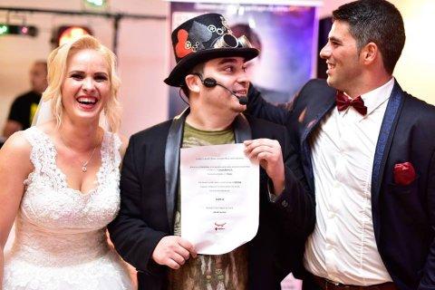 Magician MYDAS nunti