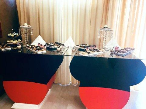 Candy Bar Cofetaria Baba Novac