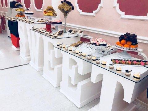Restaurant Baba Novac Craiova Candy Bar