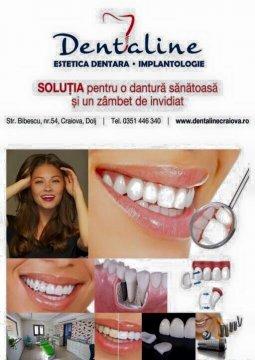 Sigla Dentaline stomatologie Craiova