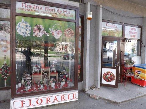 Floraria Flori de mai 2019